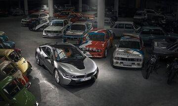Μας αποχαιρετάει τον Απρίλιο το BMW i8!