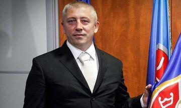 Με κορονοϊό ο πρόεδρος της Ποδοσφαιρικής Ομοσπονδίας της Σερβίας