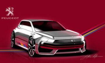 Εντυπωσιακή αναβίωση του Peugeot 205 GTi
