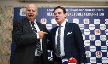 Βασιλακόπουλος: «Έχω τη διαβεβαίωση πως θα τηρήσει ο Πιτίνο όσα συμφωνήσαμε»