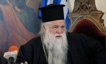 Ο Αμβρόσιος αποκαλεί διώκτη της Εκκλησίας τον Μητσοτάκη, η εκκλησία της Κύπρου καλεί σε αποχή!