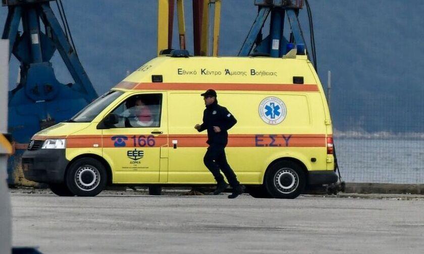 Κορονοϊός: Πρώτο κρούσμα στο ΕΚΑΒ