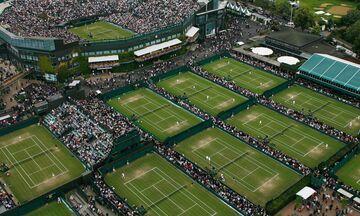 Στον «αέρα» το Wimbledon λόγω κορονοϊού
