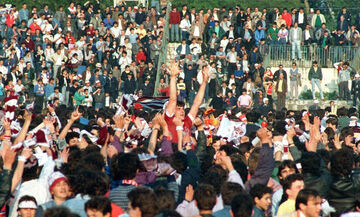 Λάρισα: Η εξέγερση για τον Τσίγκοφ και το πρωτάθλημα που χανόταν