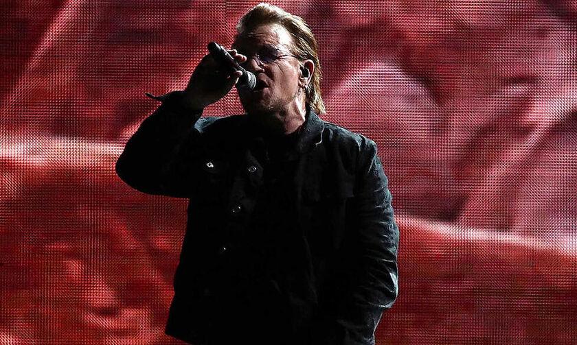 Ο Bono έγραψε μπαλάντα για τον κορονοϊό(vid)