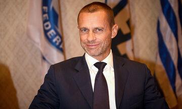 UEFA: «Στόχος η ολοκλήρωση των πρωταθλημάτων»