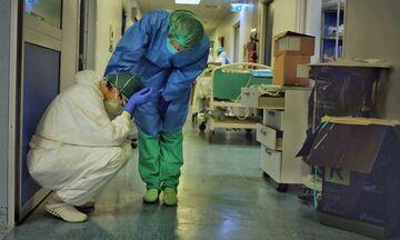 Κορονοϊός: Φωτογραφία που κόβει την ανάσα από το Μπέργκαμο