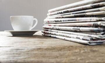 Εφημερίδες: Τα αθλητικά πρωτοσέλιδα της Πέμπτης 19 Μαρτίου
