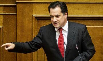 Κορονοϊός: Κλείνει τις εισπρακτικές εταιρείες ο Άδωνις Γεωργιάδης