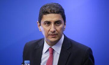 Αυγενάκης: «Αθλητικές Ομοσπονδίες, Ενώσεις και σωματεία δικαιούνται τα μέτρα στήριξης»