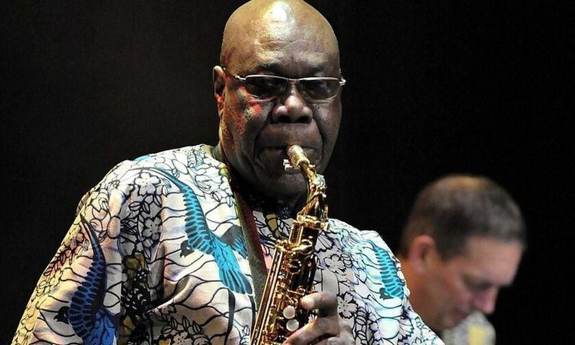 Ο 86χρονος θρύλος της άφρο-τζαζ Μανού Ντιμπάνγκο θετικός στον κορονοϊό