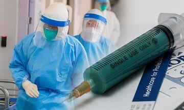 Ευχάριστα νέα από Τσιόδρα: Δοκιμάζεται εμβόλιο στην Αμερική - Πότε τα αποτελέσματα (vid)
