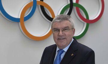 Μπαχ: «Πρόωρη και ανεύθυνη κάθε απόφαση, προτεραιότητα μας είναι η υγεία των αθλητών»