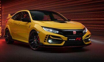 Ξεπουλάει το Honda Civic Type R Limited Edition