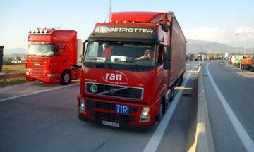 Προστασία των οδηγών φορτηγών κατά του κορoνοϊού