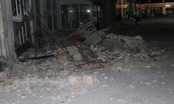 Σεισμός: Ευρεία σύσκεψη στο Καναλάκι, τρεις ελαφρά τραυματίες, ζημιές σε δεκάδες κατοικίες