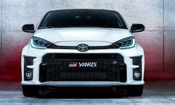 Toyota GR Yaris με μηνιαία δόση 298 ευρώ