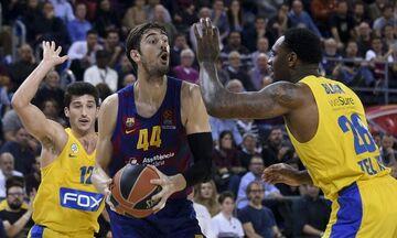 Μπαρτσελόνα: Περικοπές στους μισθούς παικτών - Ενήμεροι στο μπάσκετ από τον Τόμιτς