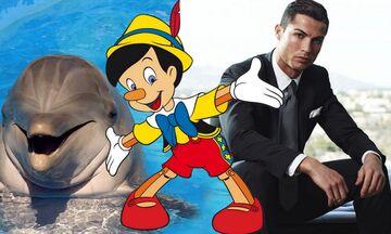 Του κορονοϊού τα παραμύθια: Το σενάριο Ελληνίδας, δελφίνια και Βενετία, του Ρονάλντο τα ξενοδοχεία