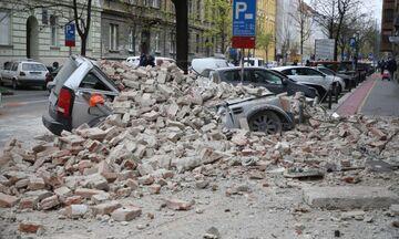 Κροατία: Σεισμός βόρεια του Ζάγκρεμπ - Ζημιές σε κτήρια, άνθρωποι στους δρόμους