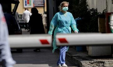 Κορονοϊός: «Έχετε δει κάποιον να πασχίζει να πάρει την τελευταία αναπνοή;»-Μαρτυρία Βρετανού γιατρού