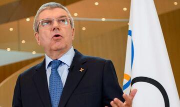 Μπαχ: «Δεν είναι εύκολο να αναβληθούν οι Ολυμπιακοί Αγώνες»
