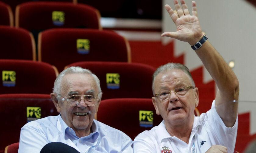 Ίβκοβιτς για Στάνκοβιτς: «Δεν μπορούσε να δει, άκουγε μόνο τη μπάλα!»