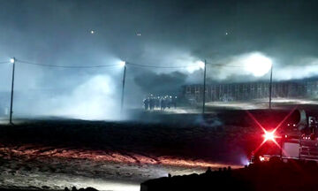 Έβρος: Νέα απόπειρα εισβολής