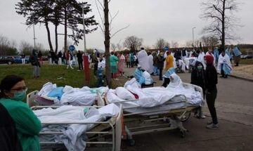 Σεισμός Κροατία: Λεχώνες με τα νεογέννητα στους δρόμους! (pic, vid)