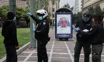 Απαγόρευση κυκλοφορίας: Έπεσαν τα δύο πρώτα πρόστιμα των 150 ευρώ στη Χίο!