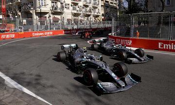 Αναβλήθηκε και το Grand Prix του Αζερμπαϊτζάν