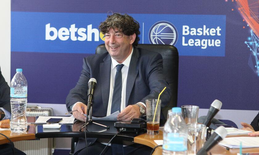 ΕΣΑΚΕ: Τέλος για φέτος το πρωτάθλημα της Basket League!