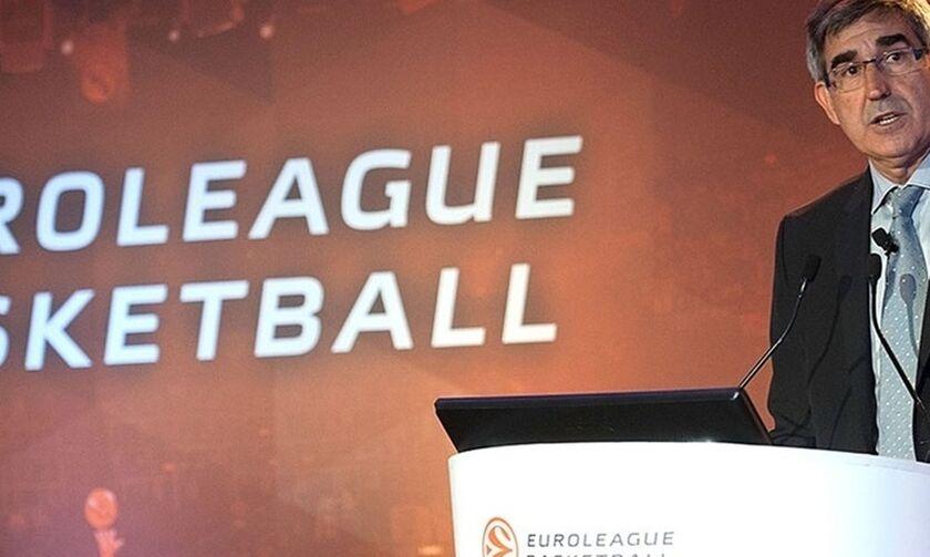Εuroleague: Τηλεδιάσκεψη την Τετάρτη (25/3) για το μέλλον της