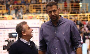 Γλυνιαδάκης για διακοπή πρωταθλήματος: «Τους παίκτες δεν τους ρώτησε κανείς»