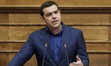 Τσίπρας: Η Ελλάδα απέναντι σε δυο προκλήσεις (vid)