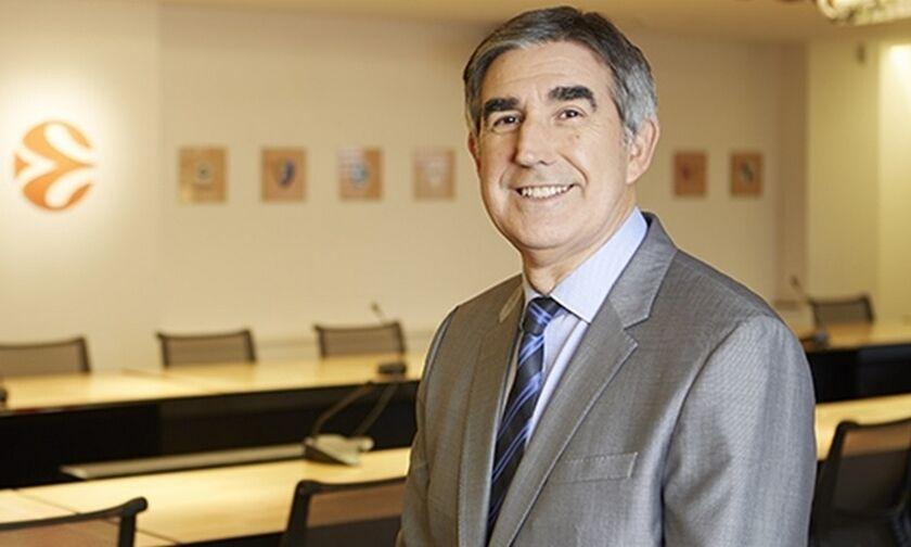 EuroLeague: «Η διοργάνωση θα συνεχιστεί όταν το επιτρέψουν οι συνθήκες - Ίσως και με νέο φορμάτ»