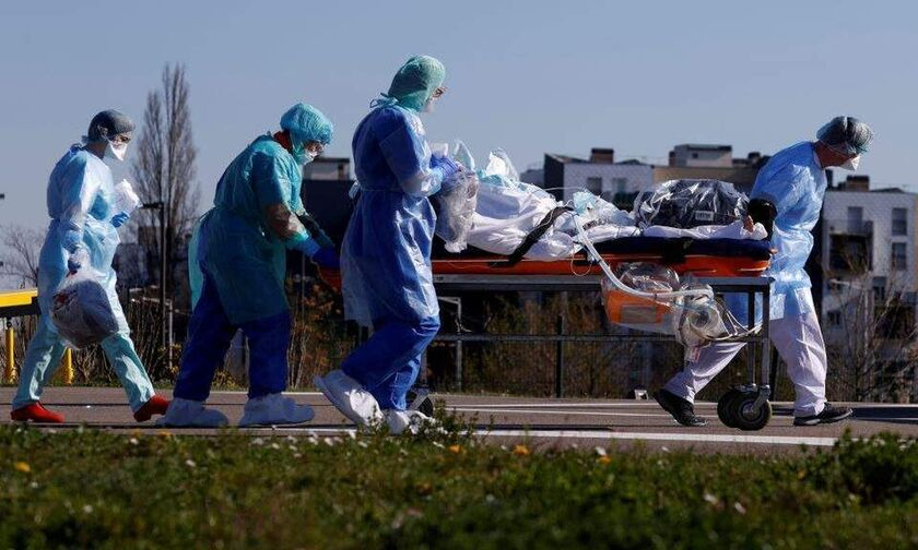 Κορονοϊός: Πληθαίνουν οι νεκροί στη Γαλλία - 231 θάνατοι σε μια μέρα
