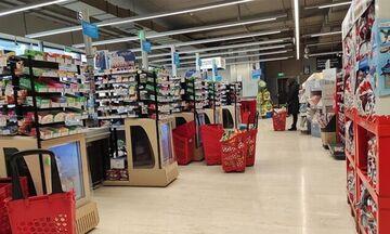 Κορονοϊός: Κατά 95,7% ενισχύθηκε ο τζίρος των σούπερ μάρκετ 9-15 Μαρτίου!