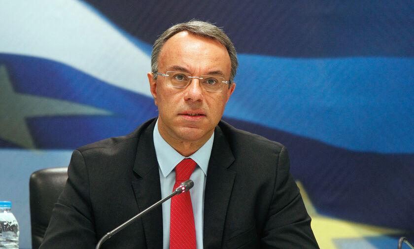 Χ.Σταϊκούρας: Αναστολή των δόσεων για τους συνεπείς δανειολήπτες ζητά ο υπουργός