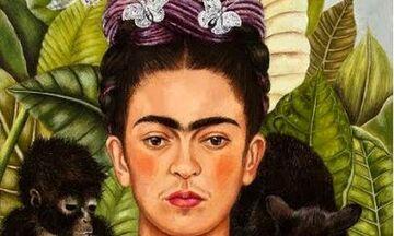 Google Arts & Culture: Δωρεάν περιήγηση σε 800 έργα της Φρίντα Κάλο