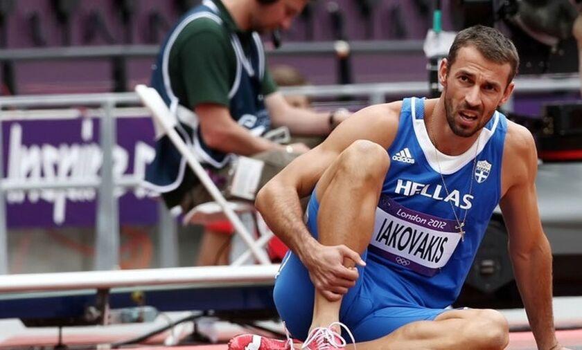 Ιακωβάκης: «Πολλοί αθλητές επιθυμούν την διεξαγωγή του Ευρωπαϊκού στο Παρίσι»