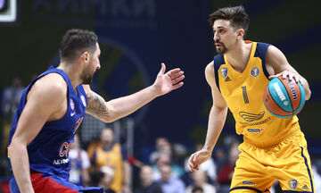 VTB League: Επίσημα τέλος χωρίς πρωταθλητή