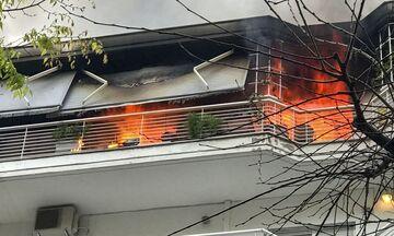 Θεσσαλονίκη: Νεκρό ηλικιωμένο ζευγάρι από φωτιά σε διαμέρισμα