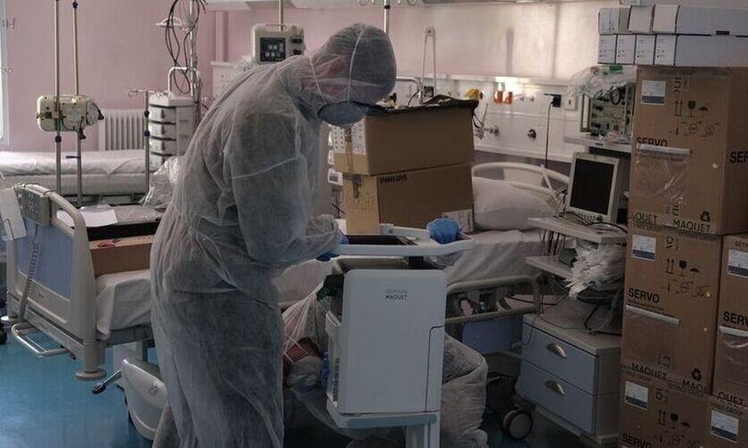 Ευχάριστα νέα: Πρώτη φορά αποσωληνώθηκαν ασθενείς στην Ελλάδα