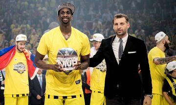 O Oύντο ανακοίνωσε πως επιστρέφει για ομάδα της EuroLeague! (pic)