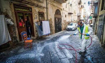 Κορονοϊός στην Ιταλία: Σχεδόν 1.000 θάνατοι σε ένα 24ωρο