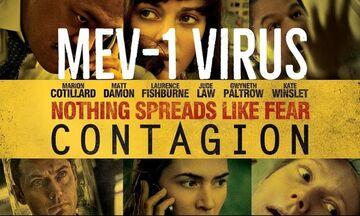 """Οι πρωταγωνιστές της ταινίας """"Contagion"""": «Τώρα είναι η πραγματική ζωή»"""