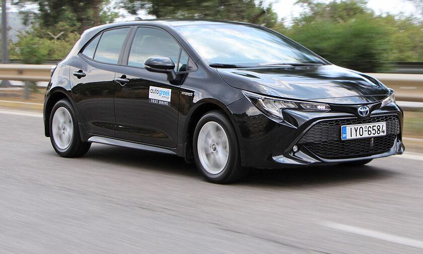 No1 στην Ευρώπη το Toyota Corolla Hybrid