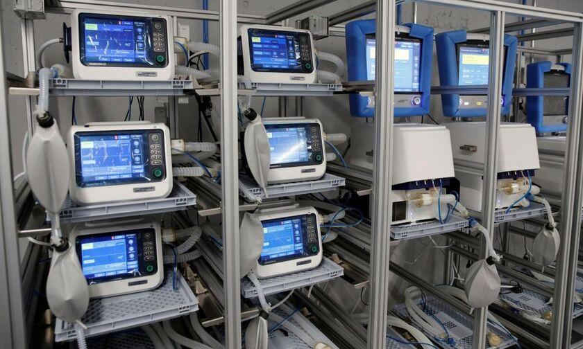 Κορονοϊός: Γιατί όλοι δωρίζουν αναπνευστήρες - Τι είναι, πότε χρειάζεται, πόσο κοστίζει