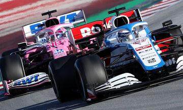 Φόβοι για χρεοκοπία της Racing Point και της Williams